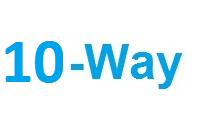 10-Way Splitter