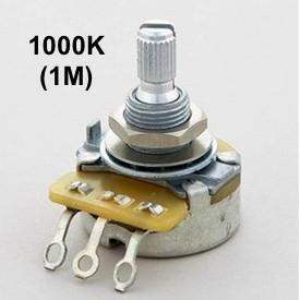Pots - 1000K (1M)