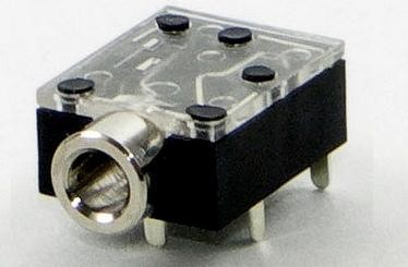 3.5mm PC Board Mount Jack