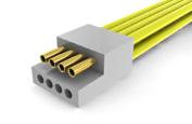 Polarized Nano Connectors
