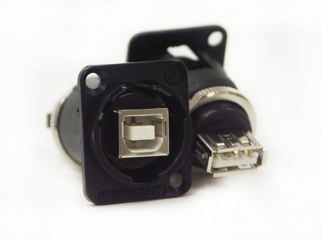 EH Series USB Connectors