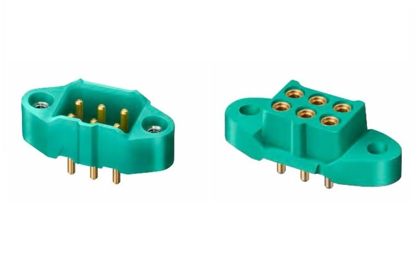 M300 PCB Mount Connectors