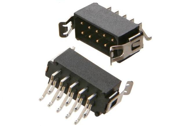 M80-666 Series Surface Mount Connectors