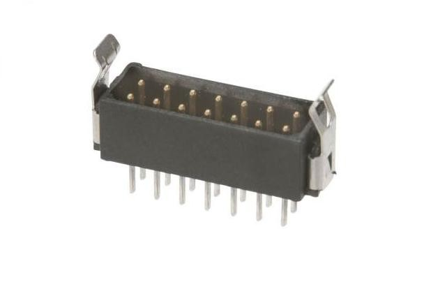 M80-867 Series Through Hole Connector