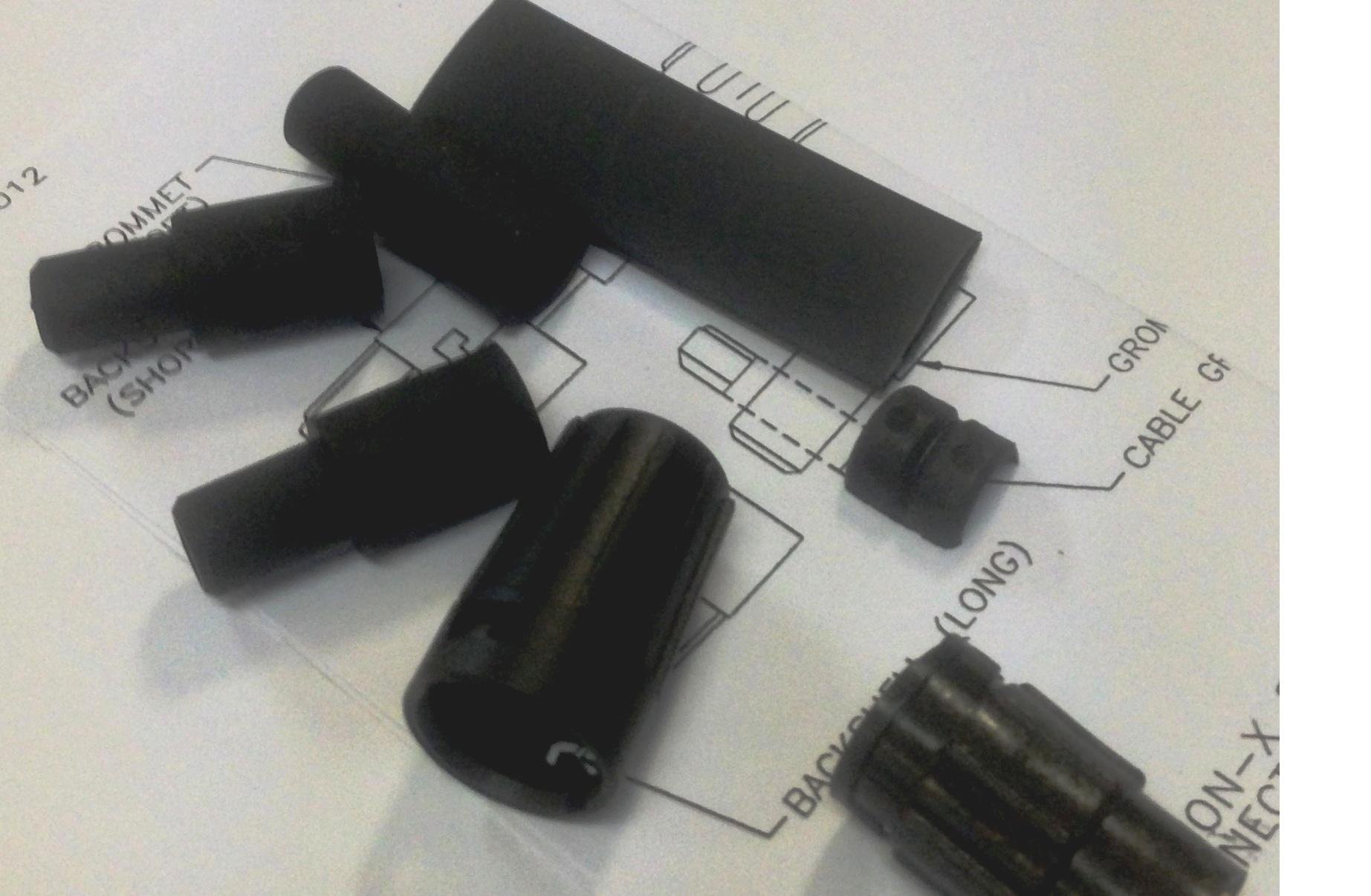 Mini-Con-X Connector Kits