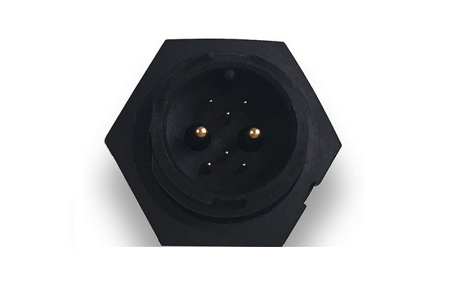 Mini-Con-X Mixed Signal Panel Mount Connectors