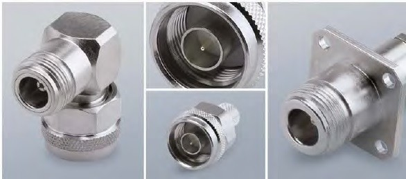 N Type Coaxial Connectors
