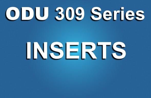 309 - Inserts