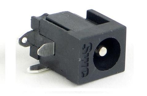 Right-Angle DC Power Jacks