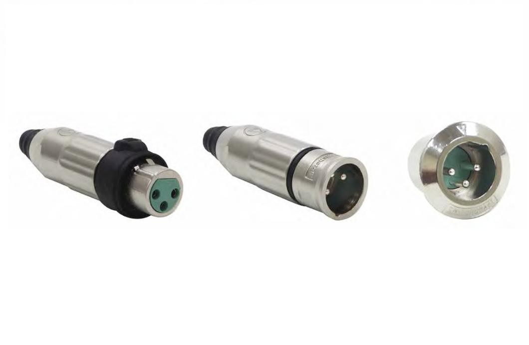 XLR Sealed Connectors