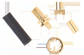 RP - MCX Coax Connectors