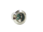 Panel Mount Connector - Male
