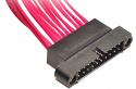 M80-566 - Crimp DIL Connectors - Male