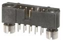 M80-510 - Vertical DIL PCB Connectors - Male