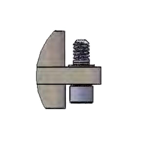 A97007-001 -Omnetics- Jackscrew, #2-56, Standard Length Hex Drive