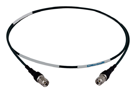 E50-3FT-VMVM+ -Mini Circuits 50GHz Test Cable 2.4-M 3FT