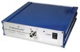 SSG-6001RC - RF Signal Generator 1-6000 MHz USB / Ethernet