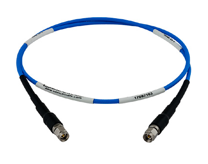 T40-3FT-KMKM+ -Mini Circuits 40GHz Test Cable 2.4mm-M 3FT