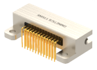 A99450-009 - Omnetics - Micro-D 009-Way Latching Female Right-Angle Thru Hole Connector -  LMDS-009-N51-R2