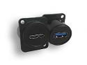 EHUSB3CABA - Micro USB3.0 to USB 3.0