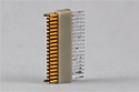 A79047-001 -Omnetics 36 Position Dual Row Female Nano-Miniature Connector - NSD-36-DD-GS