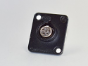 EHT5FB- 5 contact Female TQG Panel Connector