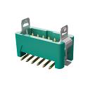 G125-MS11205L3P  1.25MM Male VERT SMT 2X06 POS