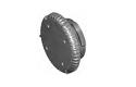 309.097.001.554.000 -ODU Plug Cover Bronze
