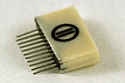 A79014-001  18 Position Dual Row Male Nano-Miniature Connector