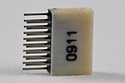 A79038-001  18 Position Dual Row Male Nano-Miniature Connector - NPD-18-DD-GS