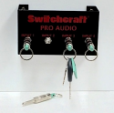 280KCH - CSE-Switchcraft 4 Key Jax® Stax Key Organiser