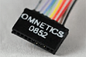 A79004-001 -Omnetics 9 Position Single Row Male Nano-Strip Connector - NPS-09-WD-18.0-C-GS
