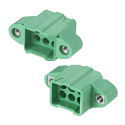 M300-3240696M1  -Harwin M300  3+3 Way Male Cable Housing