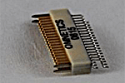 A79025-001  36 Position Dual Row Female Nano-Miniature Connector - NSD-36-AA-GS