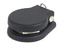 "615 -Switchcraft 1/4"" Jack Cover, Black"
