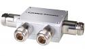 ZABDC20-25H75+ - 20dB 100W 75ohn Bi-Directional Coupler 700-2500 MHz N-type