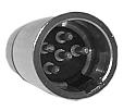 TA5MX -Switchcraft Tini-QG 5 Pin Male Cable End Mini-XLR
