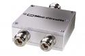 ZAPD-1-N+ - 2-WAY 500-1000 MHz N-Type DC PASS