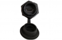 D24295-WA - Data Con-X Sealed Cap for RJ45, HDMI and USB Panel Mount