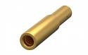 171.606.700.207.000 -ODU Gold Plated Single Contact Socket 1.5mm diameter Crimp Termination