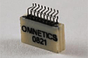 A79008-001 -Omnetics 18 Position Dual Row Male Nano-Miniature Connector - NPD-18-AA-GS