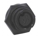 4181-2SG-300 - 2 Socket Female Panel Mount Connector