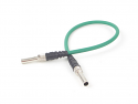 18QH18 - MIL-Type 1/4 inch Patchcord