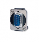 EHDB9MM- Switchcraft EH CONN, 9 PIN D SUB