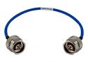 FL141-12NM+ -Mini Circuits 18GHz Flexible Cable N-Male/N-Male 12 Inch
