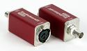 366R -Switchcraft Audiostix AES-EBU Adapter (110 to 75 Ohm), Female XLR to BNC