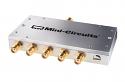 ZBSC-5-1 - 5-WAY 120-520 MHz SMA
