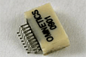 A79016-001  18 Position Dual Row Male Nano-Miniature Connector