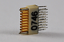 A79039-001 -Omnetics 18 Position Dual Row Female Nano-Miniature Connector - NSD-18-DD-GS