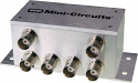ZFSC-6-110 -Mini Circuits 6-Way Splitter 1-500 MHz BNC